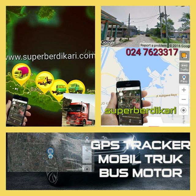 GPS TRACKER SUPERBERDIKARI  Jl. PUSPOGIWANG 5 NO 4  SEMARANG  50149