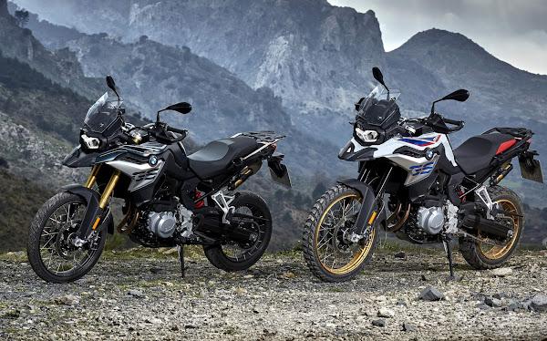 BMW Motorrad reassume a 4ª posição no começo de abril - motos mais vendidas