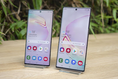 Samsung Galaxy Note 10 Series have Call of Duty Mobile Pre-loaded