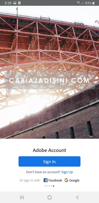 Cara Edit Foto Menggunakan Adobe Lightroom di Android (2)