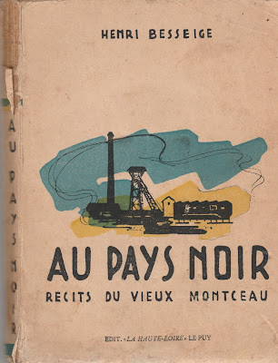 """Au Pays Noir"" d'Henri Besseige, 1952 (collection privée)"