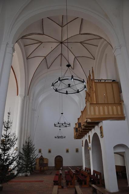 Kołbacz pocysterski kościół przy klasztorze - transept