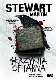 """""""Skrzynia ofiarna"""" – Martin Stewart"""