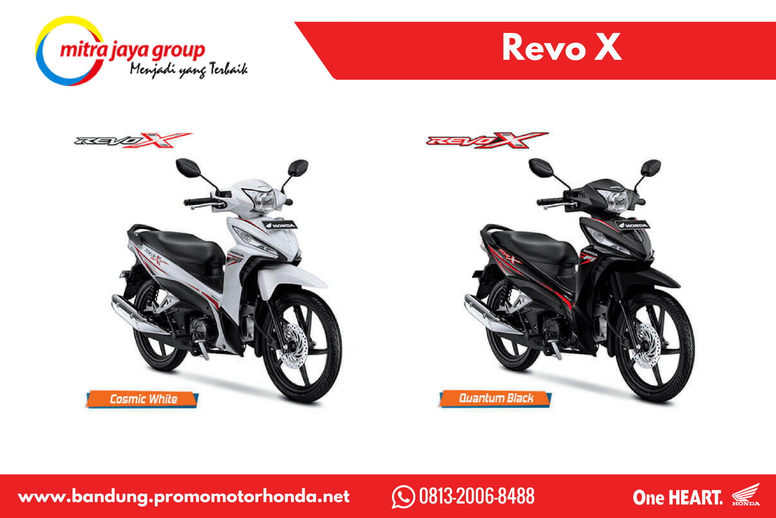 Foto Motor Revo Fit 2018 Neo Green Kota Semarang Harga Kredit Honda X Dan Wilayah Bandung Terbaru