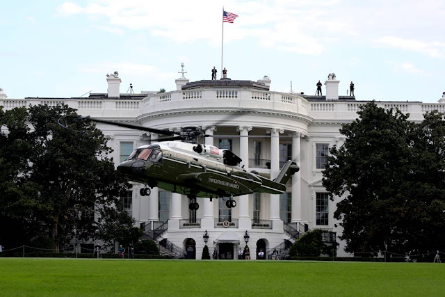 Sikorsky contract presidential helicopters