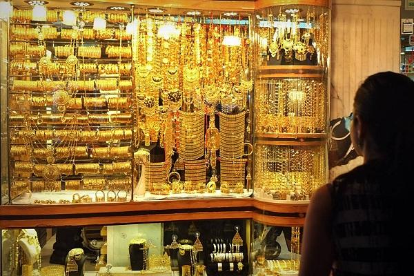 chợ nữ trang Gold Souk