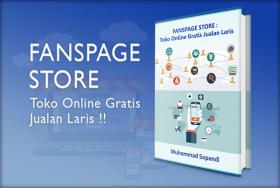 Fanspage Store : Toko Online Gratis Jualan Laris
