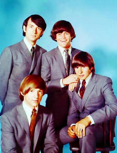 Lyrics de The Monkees