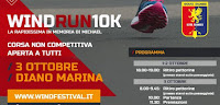 WIND RUN 10 K