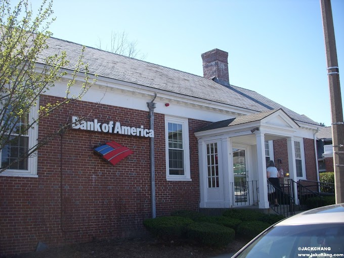 Study in the United States-Arrived in Boston and went to Bank of America to open a bank account