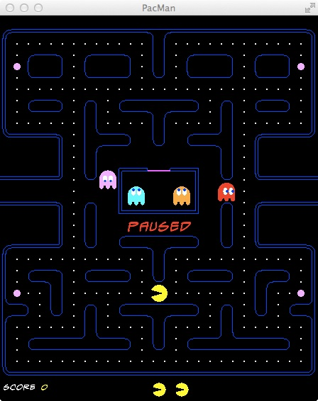 the developer s cry opengl pac man