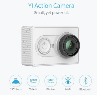 cam YI Action Camera