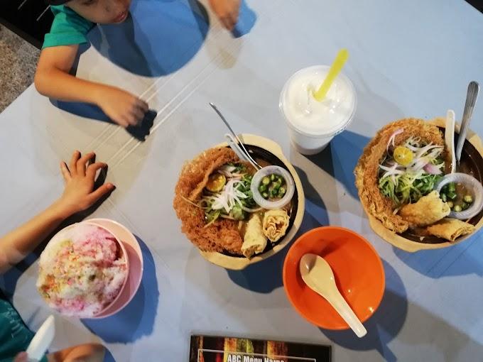 Jalan-jalan Cari Makan Laksa Saranghae Plan B Ipoh Perak