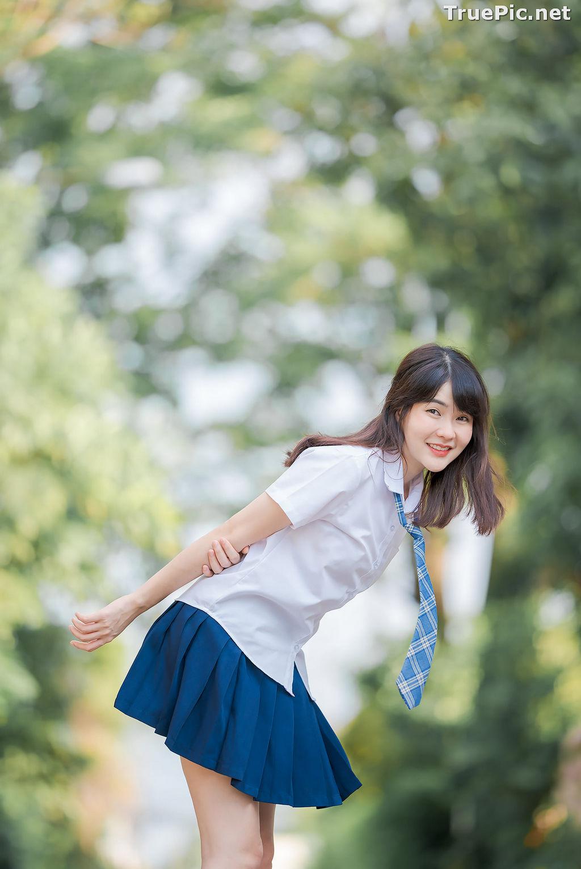Image Thailand Cute Model - Kananut Wattanakaruna - Happy Summer Vacation - TruePic.net - Picture-7