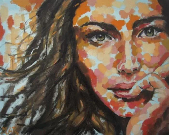 Лица в модных журналах. Magdalena Ana Rosso