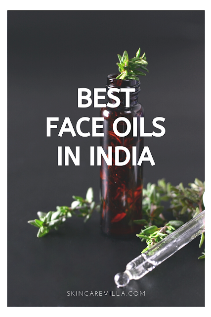 Best Face Oils in India with Price