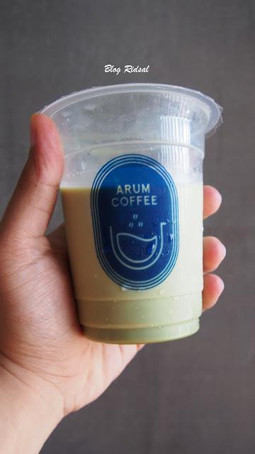 Melihat Kemasan dan Rasa dari Arum Coffee - Minuman 02
