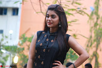 Actress Yamini Bhaskar in a Tight Black Sleeveless Dress ~  Exclusive 19.JPG