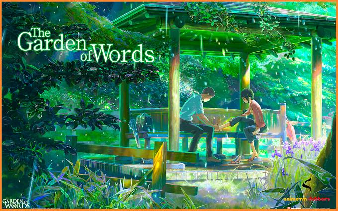 The Garden of Words (Kotonoha no Niwa) Hindi Dubbed