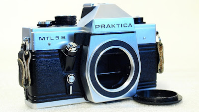Praktica MTL 5 B (Chrome) #221