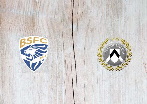 Brescia vs Udinese -Highlights 9 February 2020