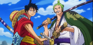 One Piece Episodio 897