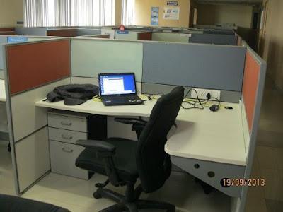 Project interior kantor dan perusahaan minimalis