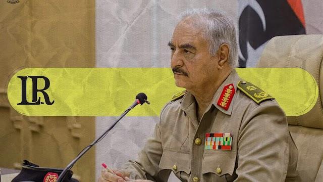 Χ. Χαφτάρ: «Ο πόλεμος με την Τουρκία δεν θα σταματήσει μέχρι να ελευθερώσουμε τη Λιβύη»