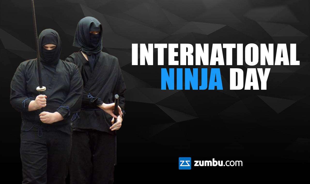 International Ninja Day Wishes Pics