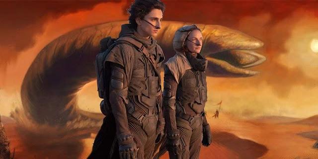 Película Dune Warner Bros