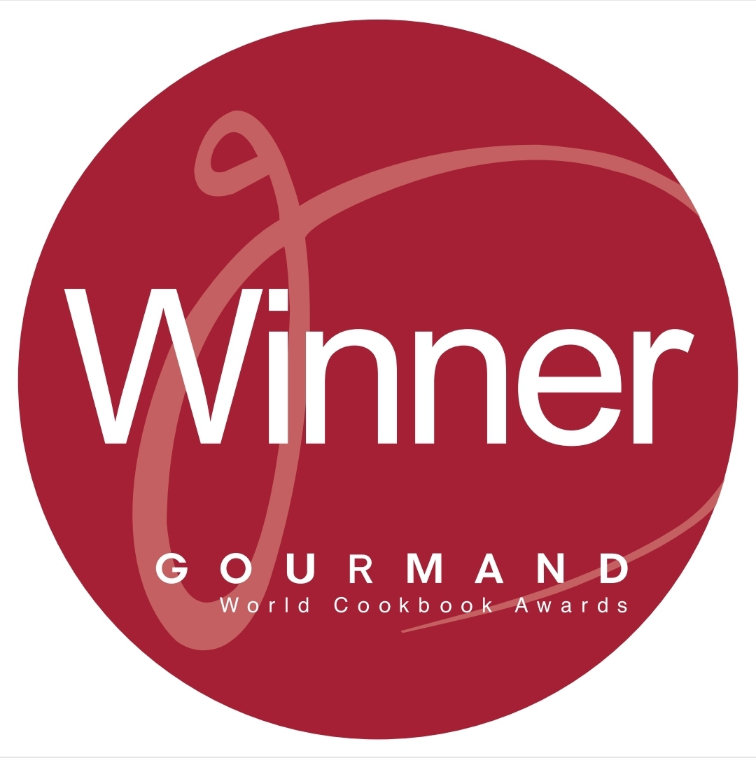 Gourmand World Cookbook Award 2021 Nominee