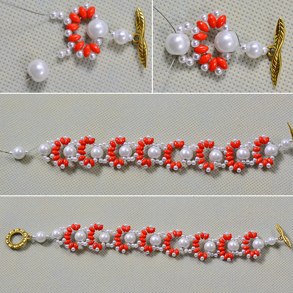 free beading designs and instructions