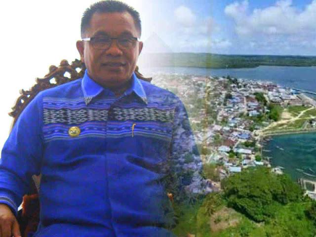 Petrus Fatlolon Dukung Pemekaran Kabupaten Tanimbar Utara