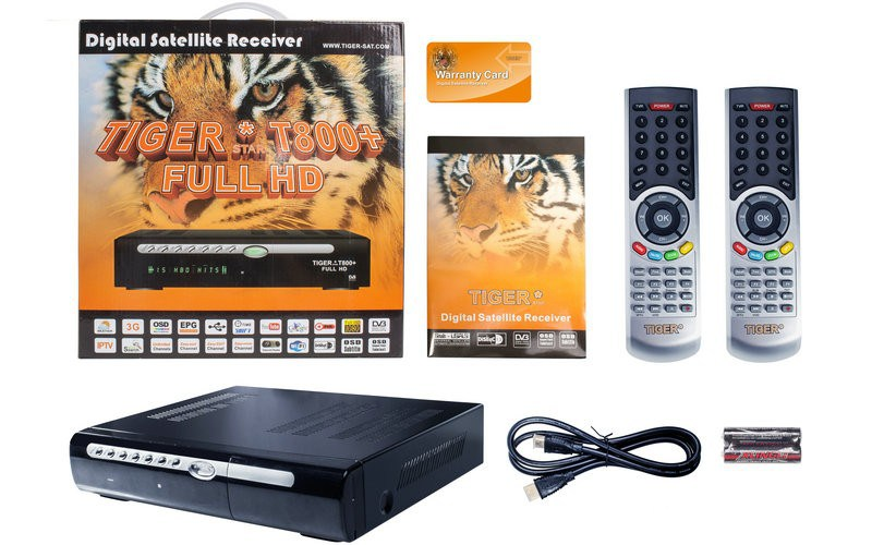 flash tiger t800 full hd
