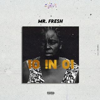 Mr Fresh - 10 !N 01 (Álbum) (Download MP3) [2020] #Recente