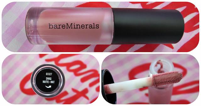 bareMinerals Gem Nude Matte Liquid Lipcolor