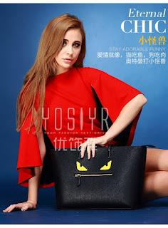 Tas Wanita Model Terbaru Juni 2016 0330 Devil Eye Market Back