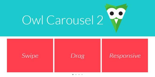 最熱門 jQuery 圖片輪播外掛 Owl Carousel﹍CDN 安裝懶人包