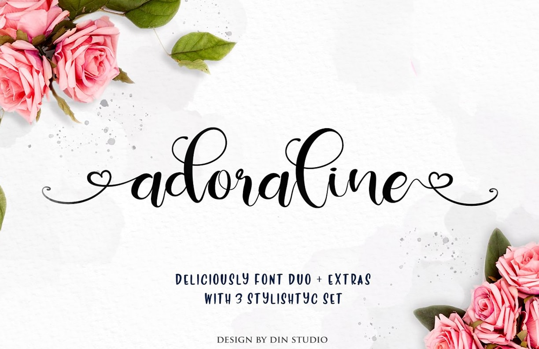 Deliciously Elegant Script Font Free Download - Free Script