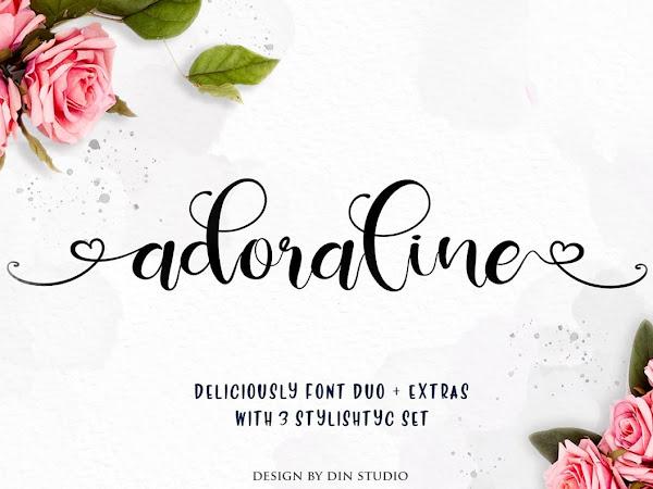 Deliciously Elegant Script Font Free Download