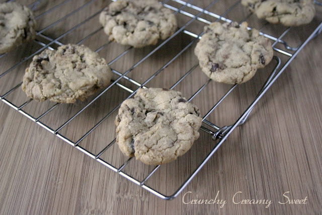 brownbutterccc3a CCC Monday: Brown Butter Chocolate Chip Cookies