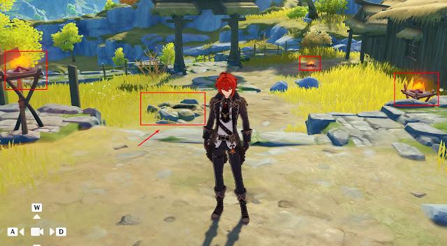 bug quest illumescreen II Genshin Impact