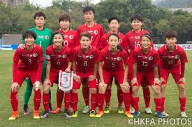 Hong Kong Women's Football