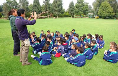El papel del Educador en la Educación Ambiental de los Niños