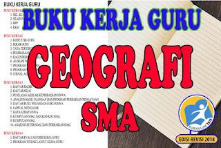 Buku Kerja Guru SMA Geografi Kelas XII SMA Sederajat