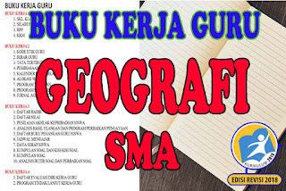 Buku Kerja Guru SMA Geografi Kelas XI SMA Sederajat
