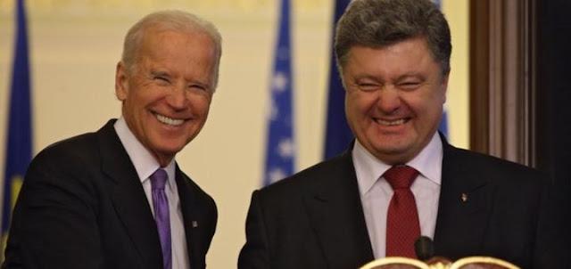 Как демократы ограбили Украину
