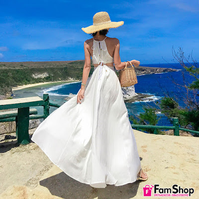 shop ban vay maxi gia re tai Pho Hue