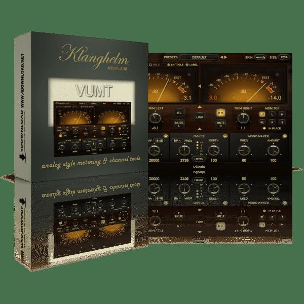 Klanghelm VUMT Deluxe v2.4.2 Full version
