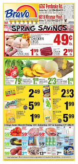 ⭐ Bravo Supermarkets Circular 3/21/19 ✅ Bravo Supermarkets Weekly Ad March 21 2019